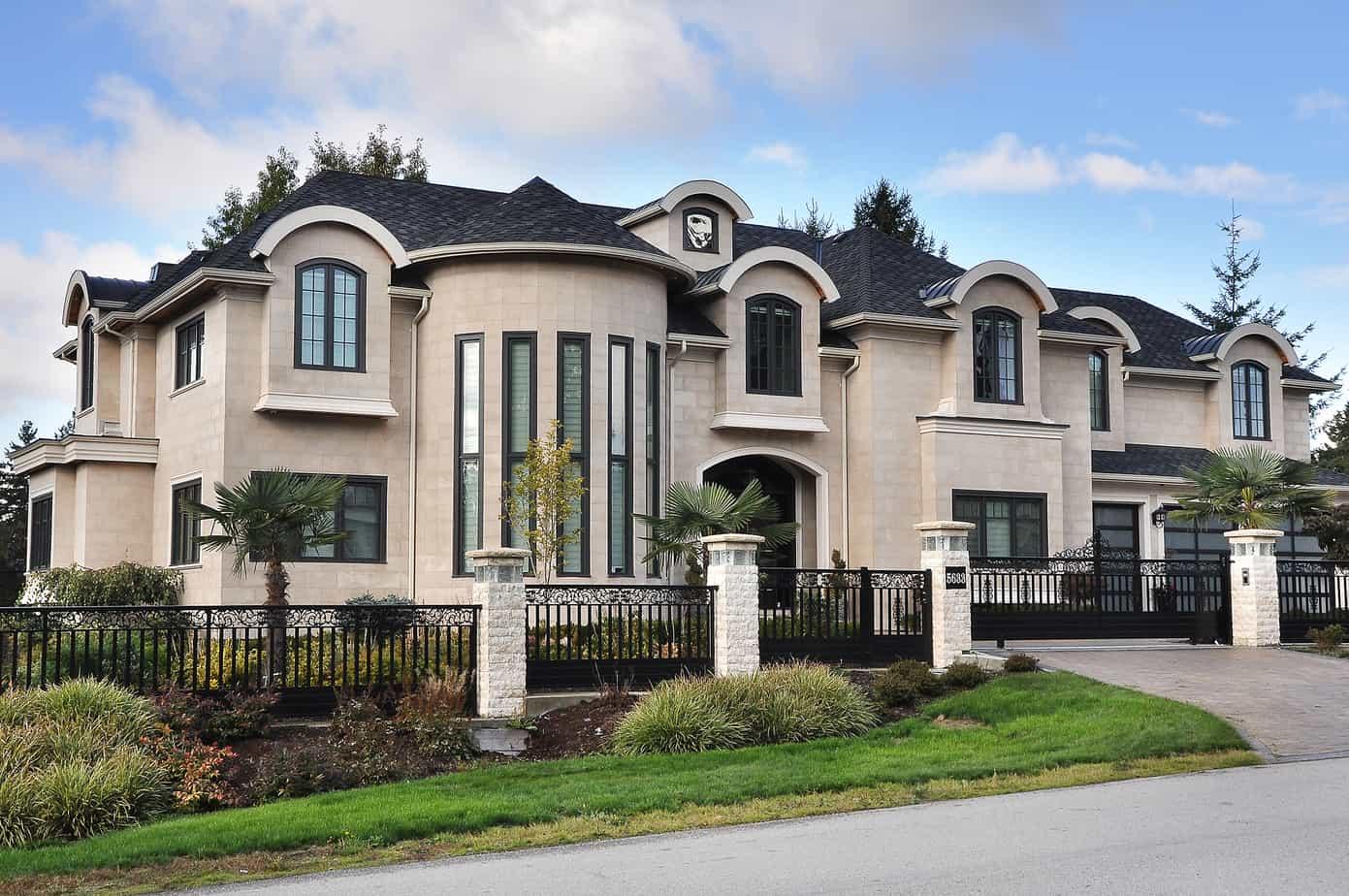 PAS Limestone Home | Surrey Stone Supplier | Pacific Art Stone