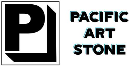 Dark Pacific Art Stone logo